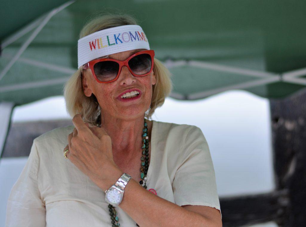 Eva Hartog Willkommen-Stirnband
